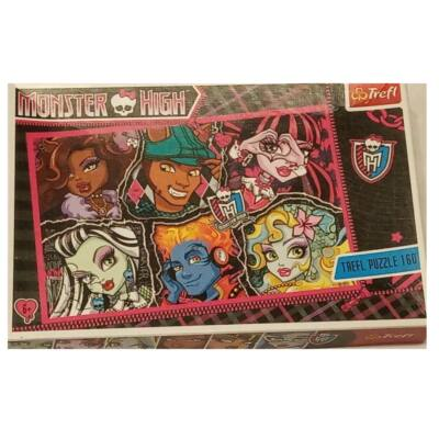 160 db-os puzzle - Monster High