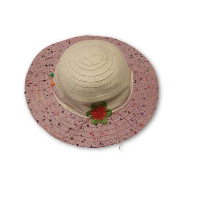 50 cm-es fejre gyerek nyári kalap