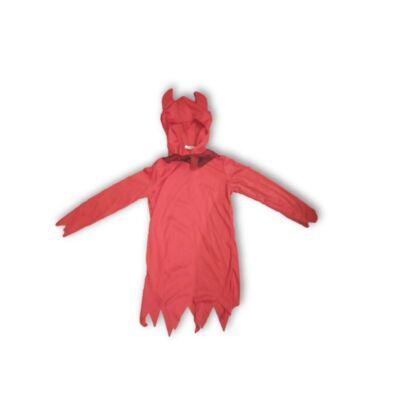 6-8 évesre piros ördög jelmezfelső - F&F - ÚJ