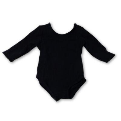 92-98-as fekete pamut tornadressz