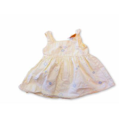 62-68-as sárga nyári ruha - Next