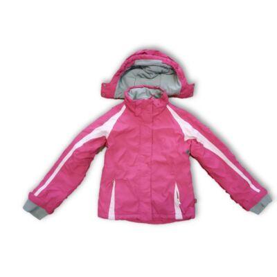 140-146-os rózsaszín téli dzseki