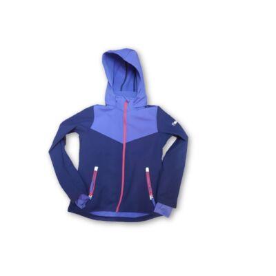 146-152-es lila softshell kabát - Y.F.K - ÚJ