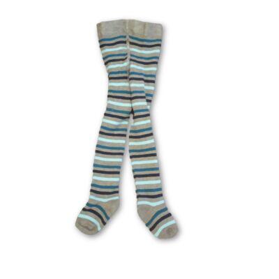 80-86-os szürke-kék vélelt harisnya - ÚJ