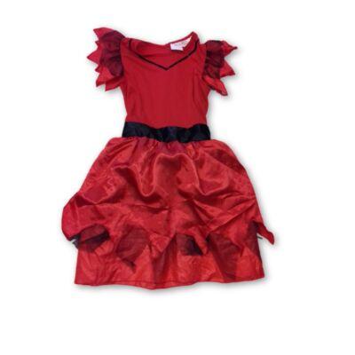 140-es piros-fekete jelmezruha