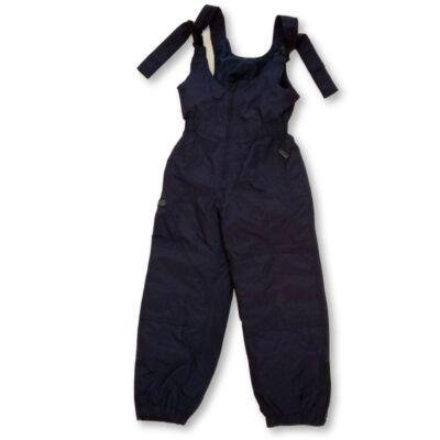 122-es kék overallalsó, sínadrág