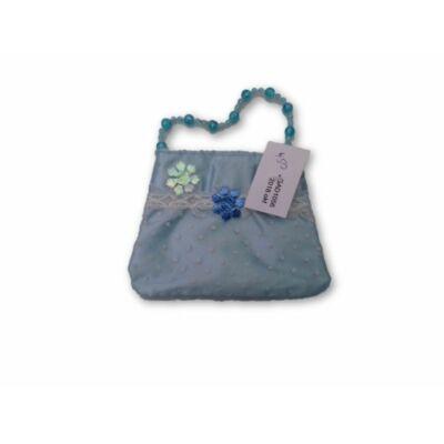 Kék mini kislány táska