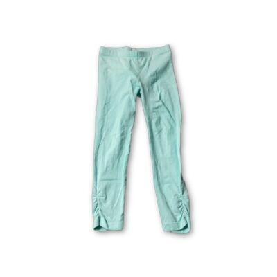 110-116-os türkiz leggings - Lupilu