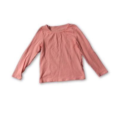 122-128-as rózsaszín pamutfelső - H&M
