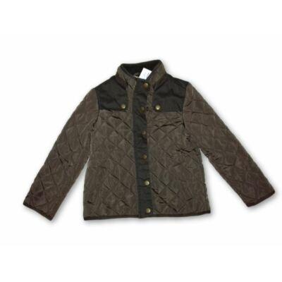 104-es khaki steppelt átmeneti kabát - Zara