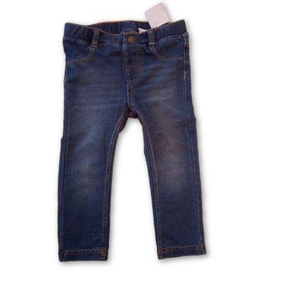 86-os kék leggings jellegű lány farmernadrág - H&M