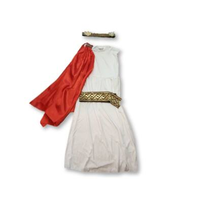 122-128-as római lány jelmez - ÚJ