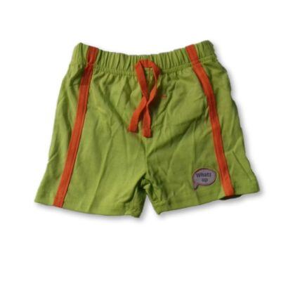 74-es zöld-narancssárga pamut short - Ergee - ÚJ