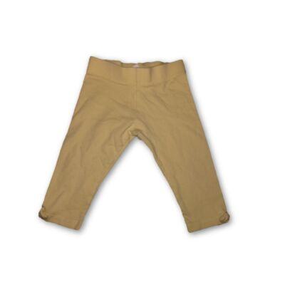 62-es sárga leggings - F&F