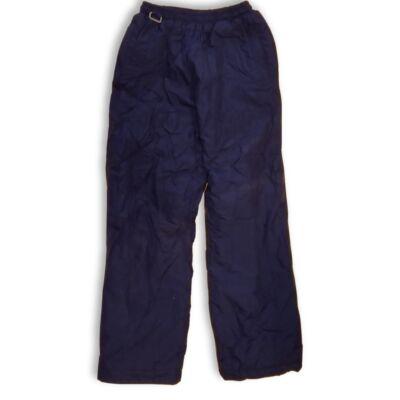 158-as liláskék sínadrág, overallalsó