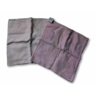 2 db rózsaszín tetrapelenka, textil pelenka egyben