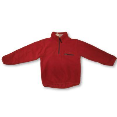 122-128-as piros polár pulóver - Everest