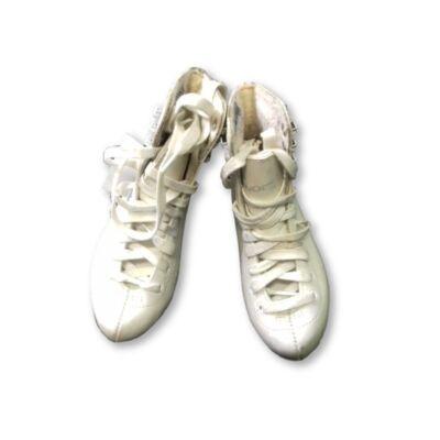29-es fehér jégkorcolya, balettkorcsolya - Techno Pro