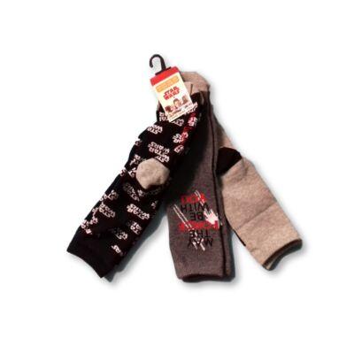 37-40-es zoknik, 3 pár egyben - Star Wars - ÚJ