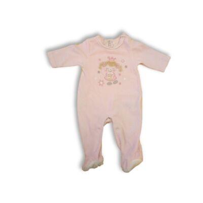 62-es szőrmés talpú rózsaszín plüss rugi - Ergee