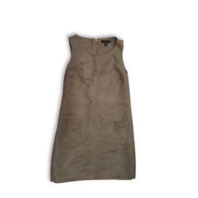 Női M-es szürke velúr hatású ruha - Atmosphere