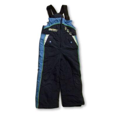 110-es kék overallalsó, sínadrág - Gormiti