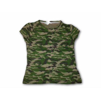 110-es terepszínű lány póló - Miss Evie