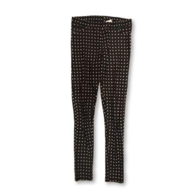 134-es fekete csillagos leggings jellegű nadrág