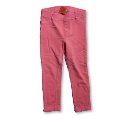110-es barackrószaszín pamut nadrág - H&M