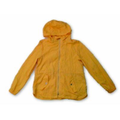 164-es sárga átmeneti kabát lánynak - Zara