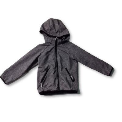116-os szürke softshell kabát - H&M