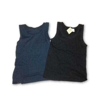 110-116-os fekete és kék atléták, 2 db egyben - C&A