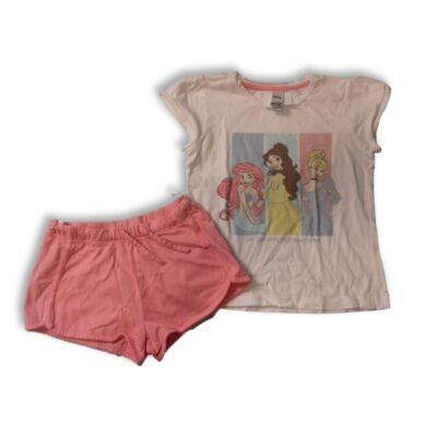122-128-as Hercegnős nyári pizsama - Disney
