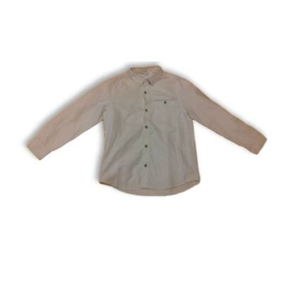 128-as fehér hosszú ujjú ing - Zara