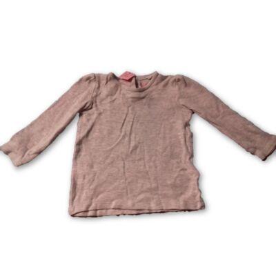 86-92-es szürke pamutfelső - Lupilu