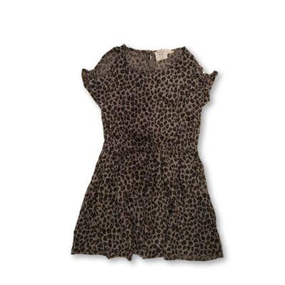 152-es párducmintás nyári ruha - H&M