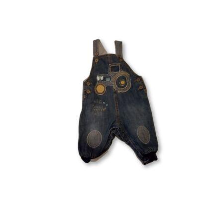 62-es kék kantáros bélelt nadrág - Next