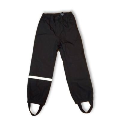 116-os fekete esőnadrág - H&M