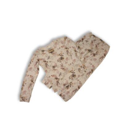 122-128-as őzikés pizsama - H&M