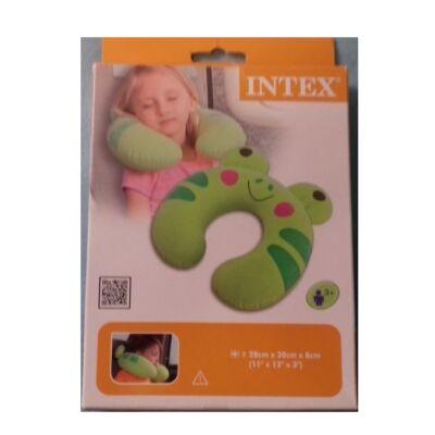 Felfújható békás gyerek nyakpárna- Intex - ÚJ