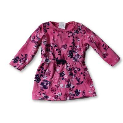 86-os rózsaszín virágos ruha - Pepco