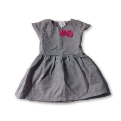 86-os szürke masnis csillogó ruha - Pepco