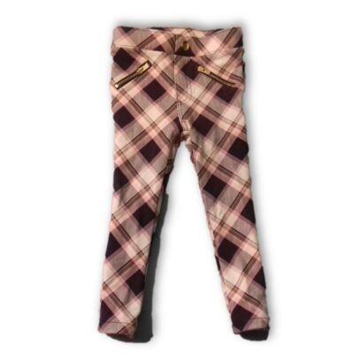 92-es kockás lány nadrág - H&M