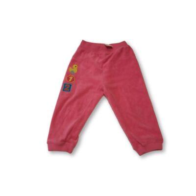 86-os rózsaszín kacsás plüss nadrág - Disney
