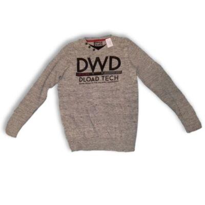 158-164-es szürke kötött pulóver - C&A