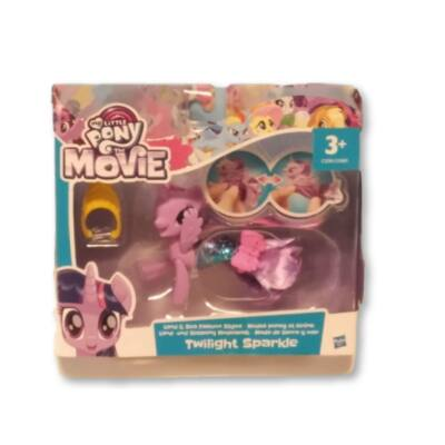 My Little Pony The Movie - Twilight Sparkle - ÚJ