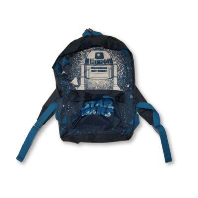 Kék hátizsák - Star Wars - R2D2 - ÚJ