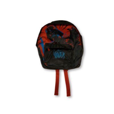 Fekete-piros gyerek hátizsák - Star Wars - Darth Wader - ÚJ