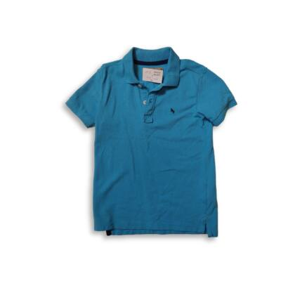 110-116-os kék piké póló - H&M