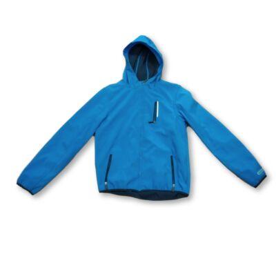 182-es kék softshell kabát - Northville
